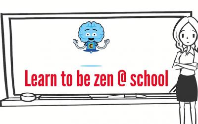 Pour être zen et attentif à la fois