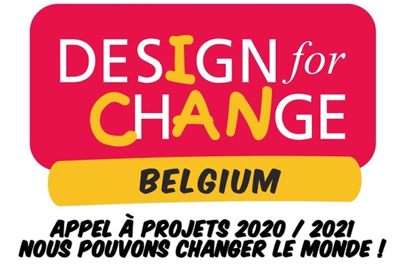 Design for Change: présentation live et séance d'info